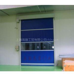 上海高藤门业 供应快速卷门 透明视窗:进口PVC透明水晶软板