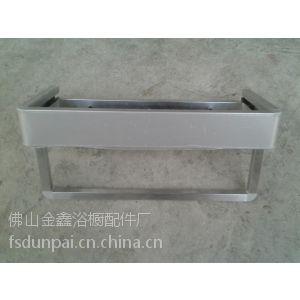 供应不锈钢浴室柜置物架护角配件