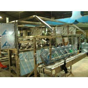 供应瓶装水灌装设备:瓶装纯净水生产线(每小时2000瓶)
