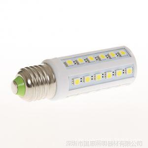 供应42珠5050玉米灯 7WLED玉米灯 进口芯片
