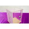 供应供应专业生产 订做各种亚克力(有机玻璃)透明盒子 收纳盒 厂家直销