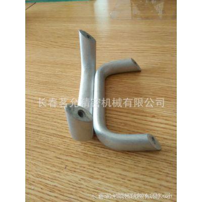 现货供应ELESA+GANTER品牌进口机床操作附件铝制倾斜手柄GN565.2