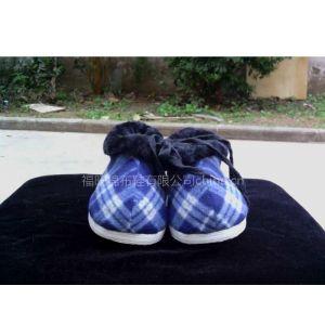 供应福旺婴儿手工棉布鞋千层底c01