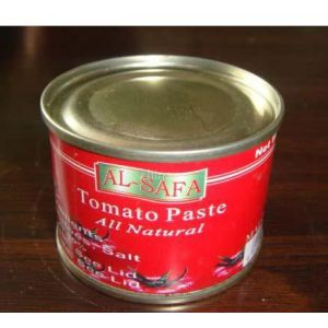 【大量出口】高品质低价格优质番茄酱罐头198克