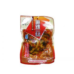 【泰昌食品】祥厨子160g【麻辣三丝】酱腌菜