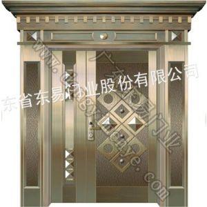 供应广东佛山东易碧桂园非标室外铜门DY-30-18