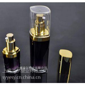供应新款眼睛形亚克力乳液瓶膏霜瓶化妆品包装瓶子15-120ml 50g