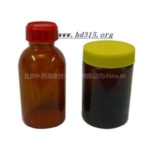 供应带聚四氟乙烯衬垫棕色螺口玻璃瓶
