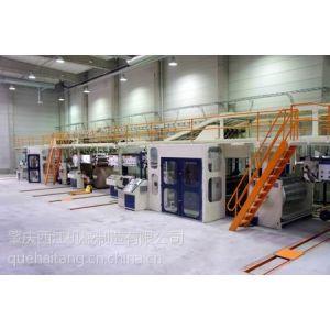 供应高速宽幅预印刷瓦楞纸板产线