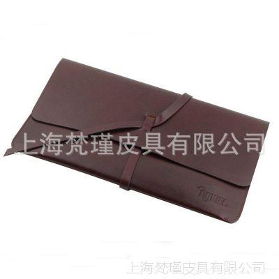 直接工厂家定做真皮高档ipad商务保护套定制牛皮商务平板电脑皮套