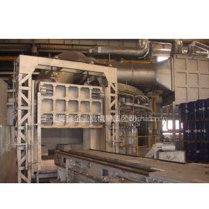 供应台车式燃气热处理炉