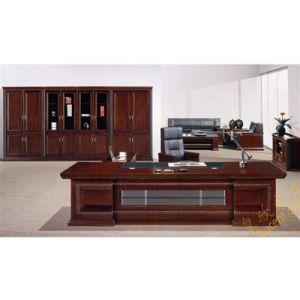供应董事长实木办公桌款式 图片