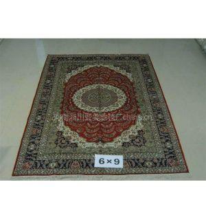 供应真丝艺术挂毯,真丝波斯地毯