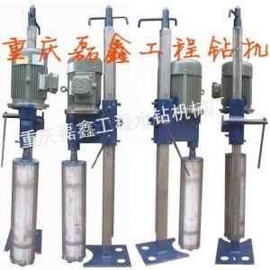 供应桩工机械380v水磨钻孔机,立式工程钻机