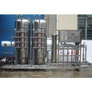 供应辽阳双级反渗透设备纯净水设备