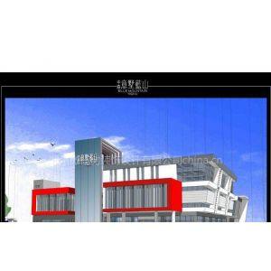 现代售楼部装修要点  郑州售楼部装修公司橄榄树装饰