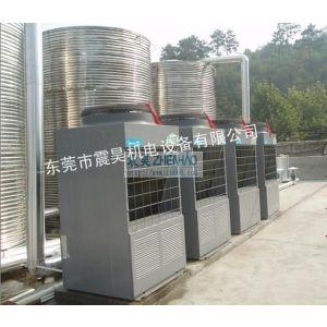 供应清溪美的宾馆、酒店中央空气能热水系统工程安装商