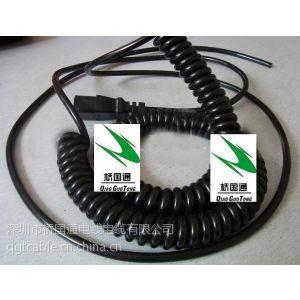 供应数控机械弹簧电缆
