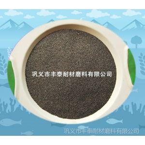 供应【丰泰】优质棕刚玉 地坪金刚砂 优质棕刚玉生产厂家