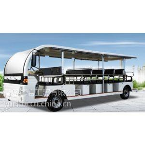 供应沃达动力超大超强23座燃油观光车燃油观光车,游览车价格