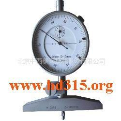 供应深度百分表/深度表(国产) 型号:CLH12-328库号:M286815