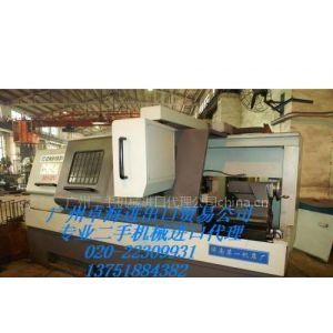 气流纺纱机器进口代理广州进口二手机械旧机电设备进口