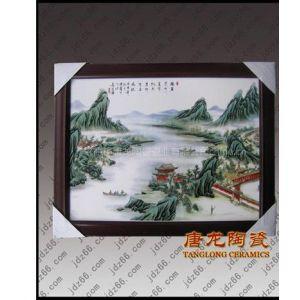 供应瓷版画图片 名家手绘瓷版画 装饰品瓷版画 礼品瓷版画 陶瓷瓷像