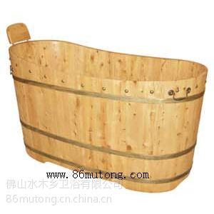供应水木乡 木桶浴缸价格 木桶浴缸尺寸  木桶浴缸的优点