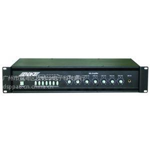 供应ABK背景音乐 公共广播 PA2012PIV广播定压功放 120W