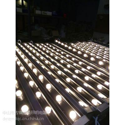 供应供应24W线型投光灯 LED洗墙灯 晶元芯片 超防水足功率