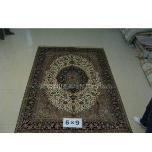 供应真丝艺术挂毯 波斯地毯