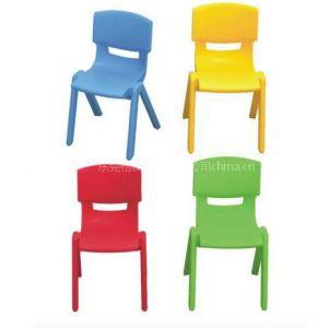格友家具供应幼儿园塑料儿童椅 ,可堆叠儿童椅