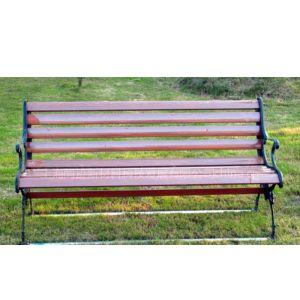 供应户外木纹金属建材氟碳水转印公园椅