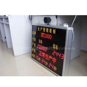 供应数控生产电子看板:工厂目视化生产管理,提高企业效率,降低企业成本