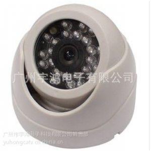 供应12V红外半球摄像头车内摄像头中门摄像头