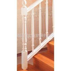 供应品聚楼梯 MOD.27实木楼梯 实木栏杆 实木立柱