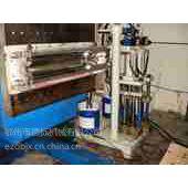 供应胶辊注型机 射型机 注型机 真空注型机 橡胶机械