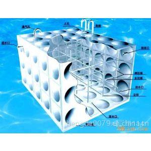 供应供应恒德酒店、楼盘、商用大厦、写字楼、地产HDJ-Q/P不锈钢生活水箱