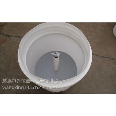 浙东容器直销120L耐酸碱,耐高温储桶