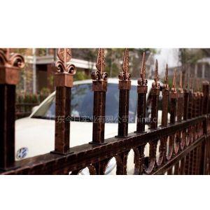 珠海红顺缘锌钢栅栏,小区阳台栏杆安装,栏杆配件