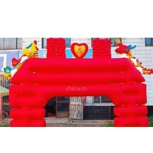 长沙高桥专业提供气模、拱门、彩虹门、金狮子、氢气球,拱门制作公司