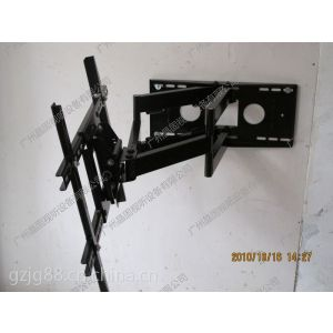 供应液晶/LED电视可调伸缩挂架/30-60寸液晶显示屏壁挂电视架(折叠/双臂/旋转/)