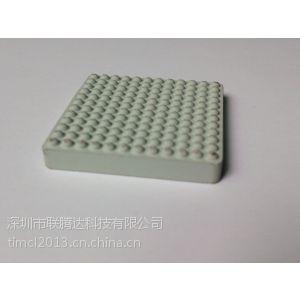 供应路由器掉线在芯片上加个碳化硅陶瓷散热片