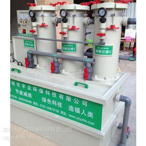 供应深圳,铜粉回收机,环保设备,去重金属,节能环保