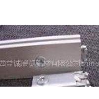 供应扁铝锁 三卡锁 三钩锁 展览锁具 方柱高位锁 弧形锁 八棱柱扁铝连接件