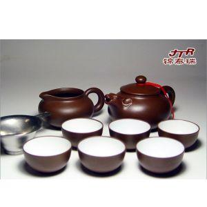 供应紫砂套壶/紫砂礼品/宜兴紫沙壶/工夫茶具