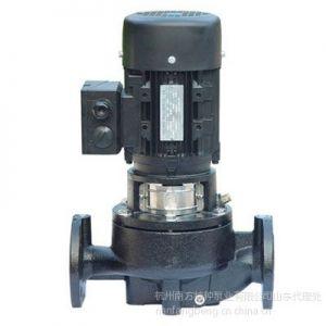 供应正品南方泵业TD100-40/2管道循环泵,空调循环泵,18.5kw