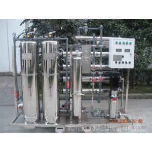 供应杭州一级二级反渗透设备 成套反渗透设备安装报价 厂家