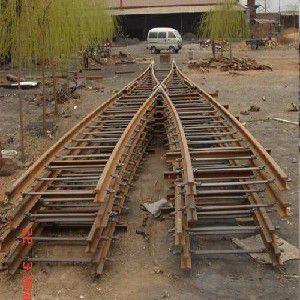供应2014年煤矿道岔消息 安阳林州市红星煤矿道岔机械厂