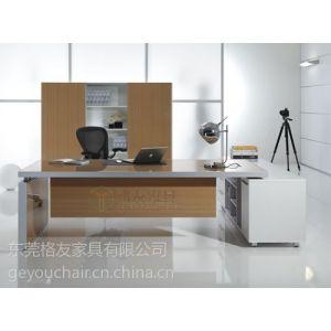 格友家具供应高档现代简约办公大班台经理桌